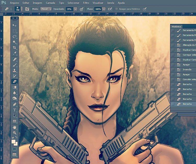 Tomb Raider by MadManiaco
