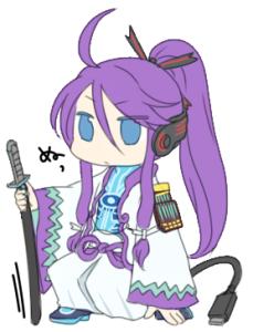 Little-Gakupo (Minni Gakupo Kamui) | DeviantArt