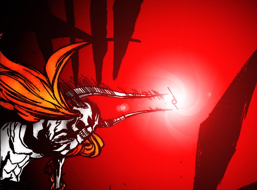 Gallery For > Bleach Hollow Ichigo Cero