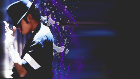 PSP Image Michael Jackson by Maxoooow