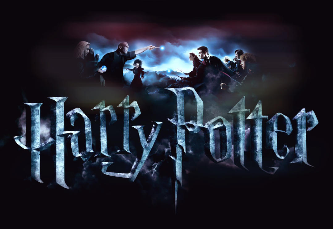 Must see Wallpaper Harry Potter Collage - harry_potter_wallpaper_by_maxoooow-d33x07u  Picture_939734.jpg