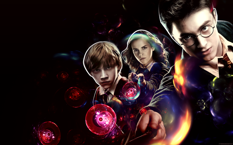Harry Potter Wallpaper 9 By Maxoooow On Deviantart