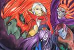 Zelda Villains