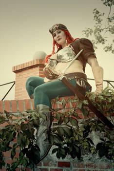 Red Sonja - Legenderry
