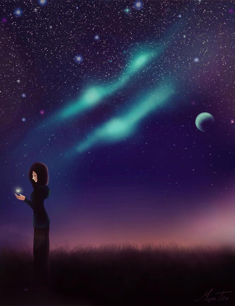 Stars Sky (2) by alice7101