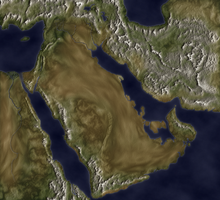 Post-Apocalyptic Middle East by Will-Erwin