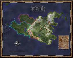Atlantis (Rifts RPG) by Will-Erwin