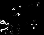 Monochrome Icon Collection