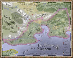 The Timiro Kingdom by Will-Erwin