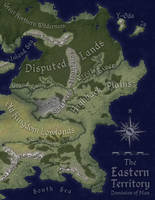 The Eastern Territory: Natural Geography