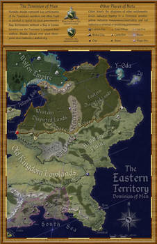 The Eastern Territory: Final Version