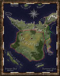 A Posse of Princesses Map by Will-Erwin