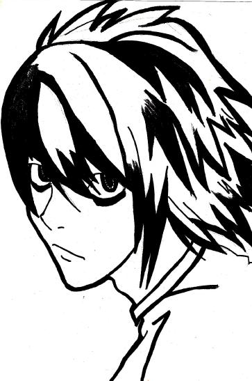L- Deathnote by xKittyRiku