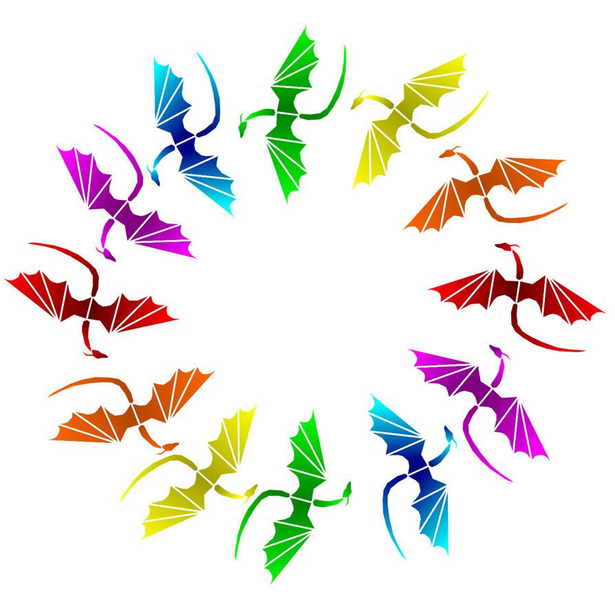 Dragonwings: White