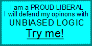 Proud Logical Liberal by dragon-sigma