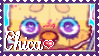 :Five night's at Freddy's: Chica stamp by Stamps-ForWhoWant