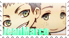 Jean x Marco-Pair stamp by Stamps-ForWhoWant