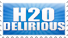 H20 Delirious stamp by Stamps-ForWhoWant