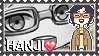 :SNK Hanji stamp: by Stamps-ForWhoWant