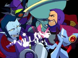 BLoSC: Villains by satorudb