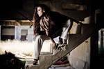 Stairs crawler