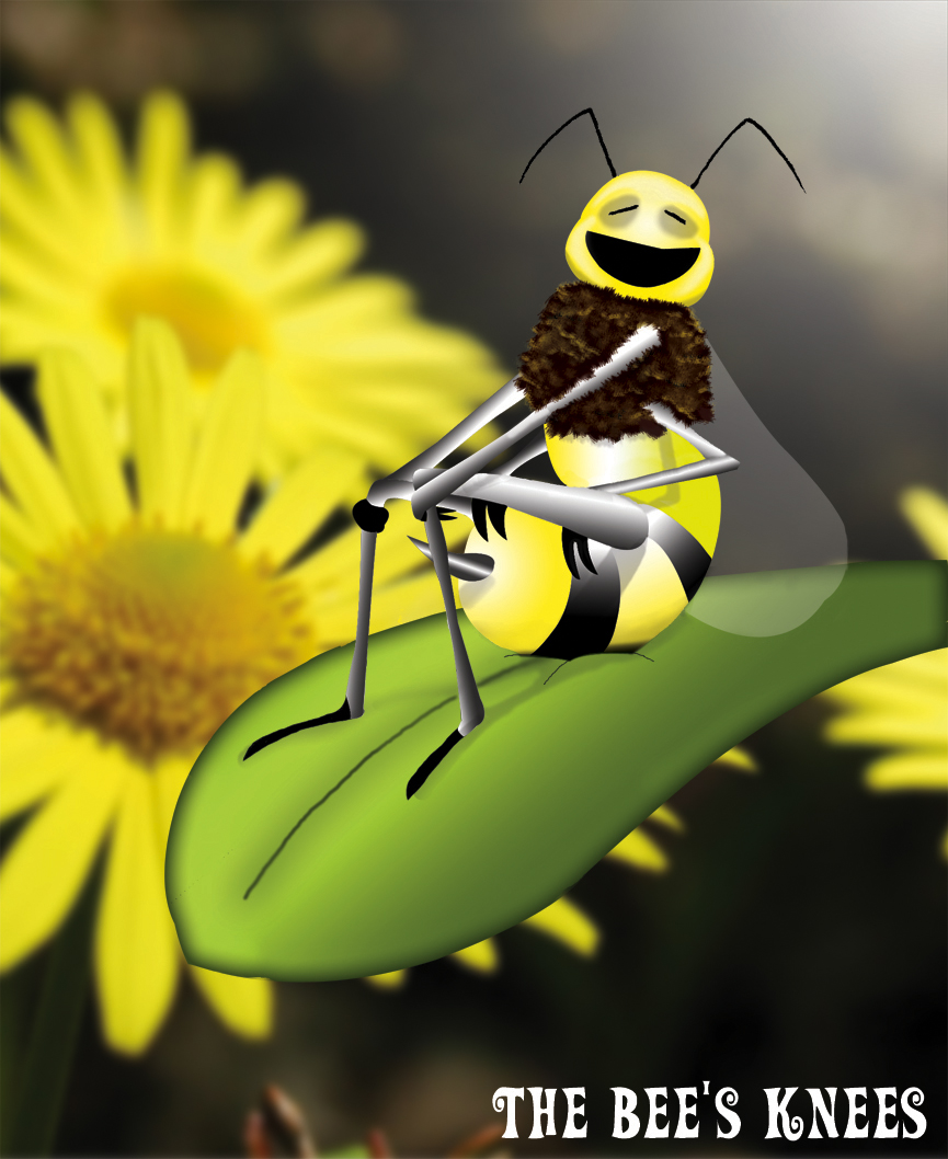 The Bee's Knees by symphoid on deviantART