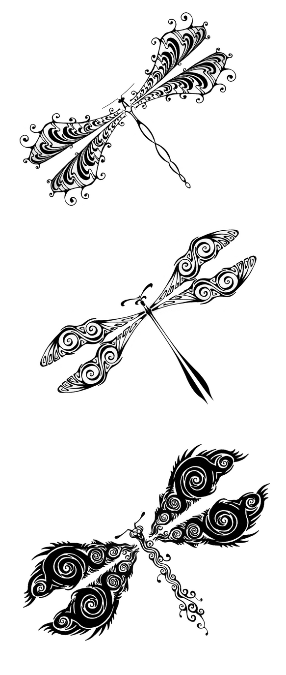 Dragonfly Tattoos - dragonfly tattoo
