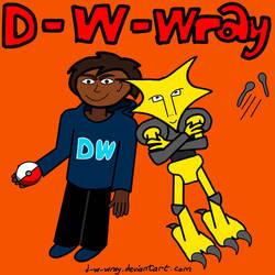 OC of @d-w-wray