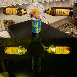 Beer Lamp (DIY available in description) by Boraini