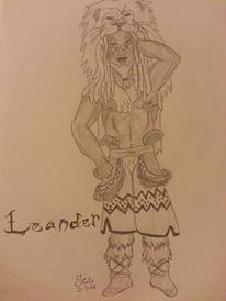 Leander by Xyliaz