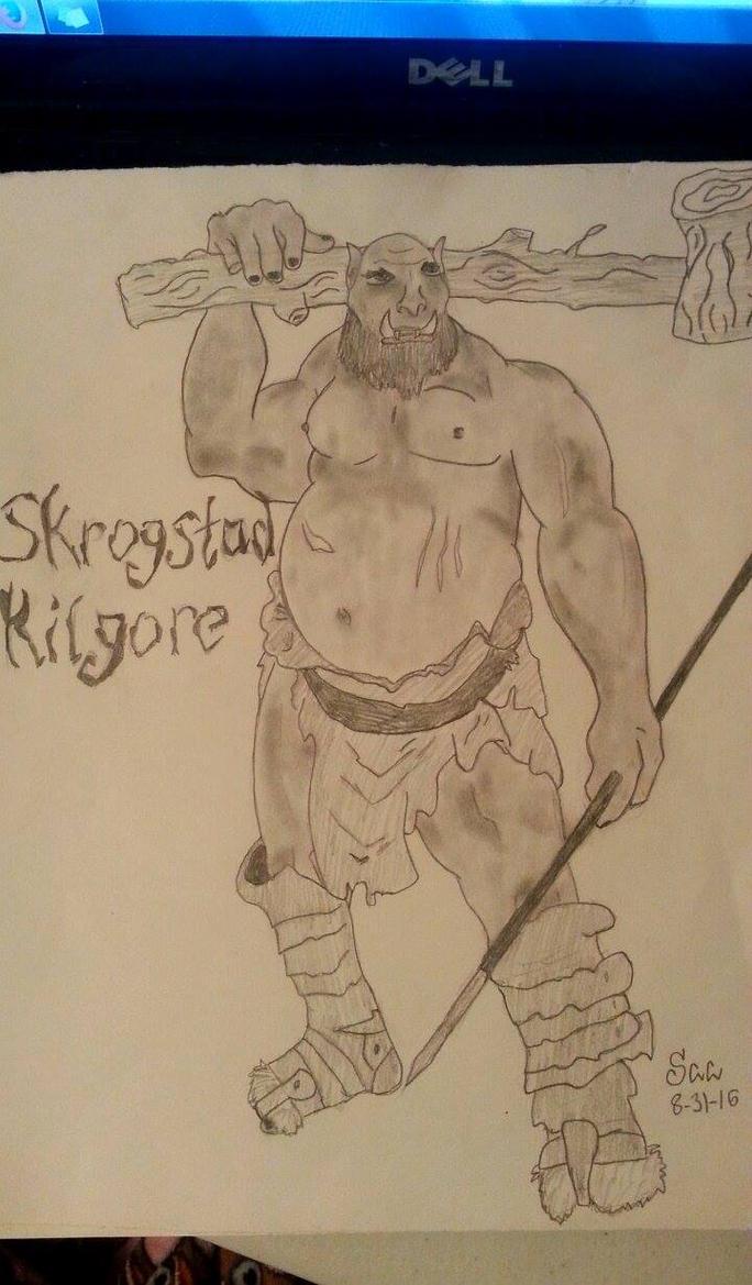 Skrogstad Kilgore by Xyliaz