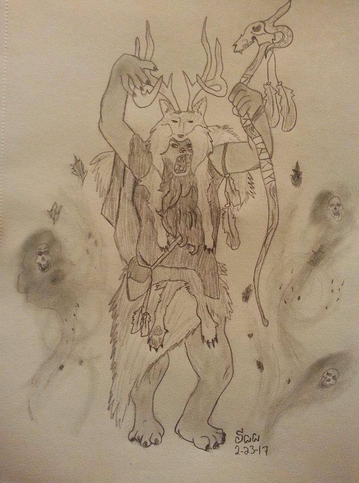 Redgar Sleakskull by Xyliaz