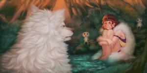 [princess mononoke]