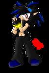 Manu The Hedgehog :colored: