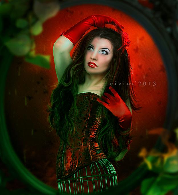 Say My Name by eivina-art