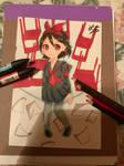 Lost One no Goukoku Fanart by L1KAR1