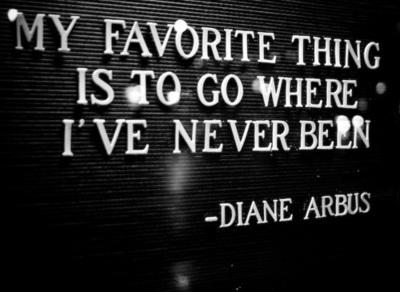 Diane Arbus by Zaliness