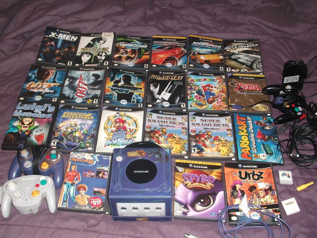Nintendo Gamecube Games | www.imgkid.com - The Image Kid ...