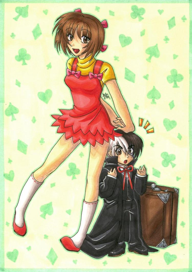 Pinoko + BJ by Aiko-Mustang