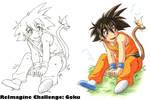 DAC Challenge: Goku