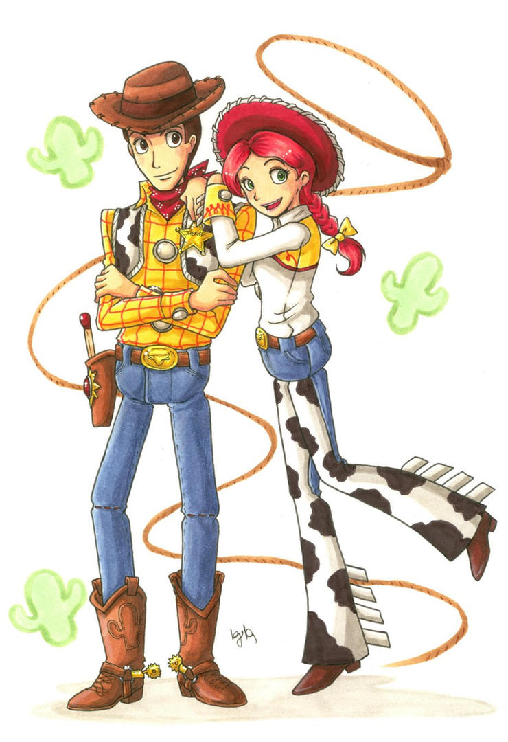 Parejas  de cartoon Round_Up_Pair_of_Justice_by_Aiko_Mustang