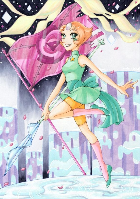 Pearl by Aiko-Mustang