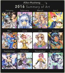 Art Summary 2016