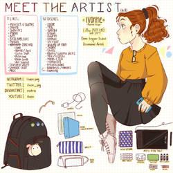 meet the artist 6.0 by asstros