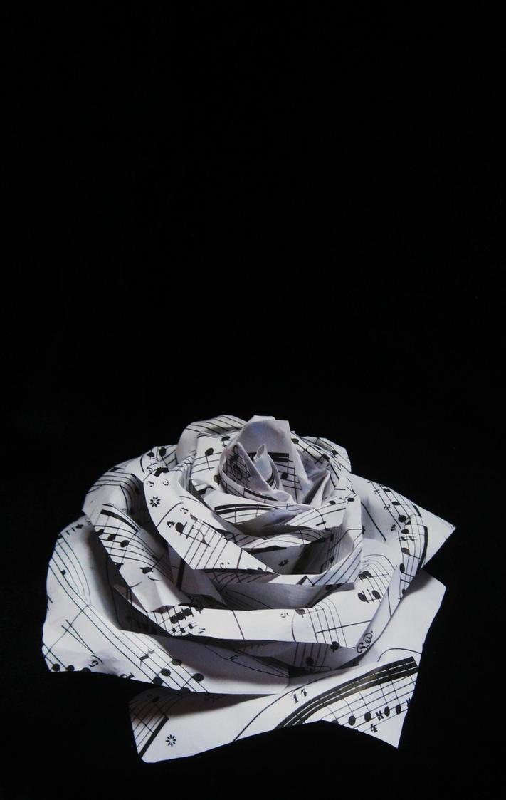 Ghost of a Rose. by Akhenaten-Aten