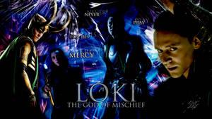 Loki wallpaper #1