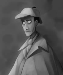 Sherlock Holmes by Jensonator
