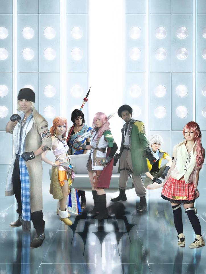 Final Fantasy XIII by KADU-OUT