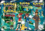 Pokemon Hoenn Region Poster