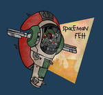 Spaceman Fett